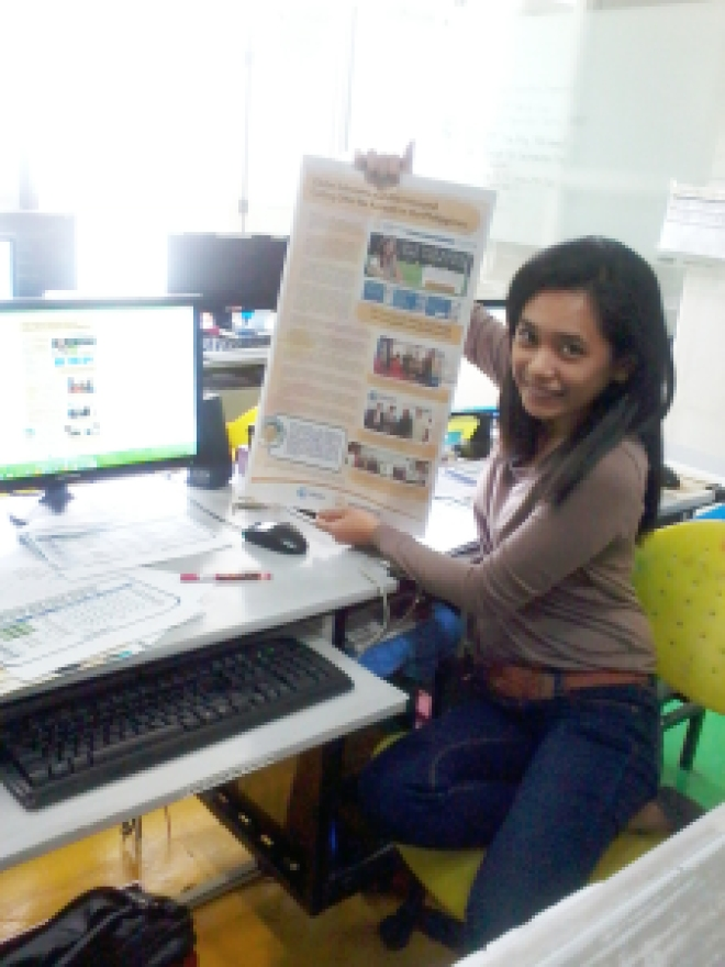 My advertorial for Globe, published in the Phil. Daily Inquirer (5/9/2013)