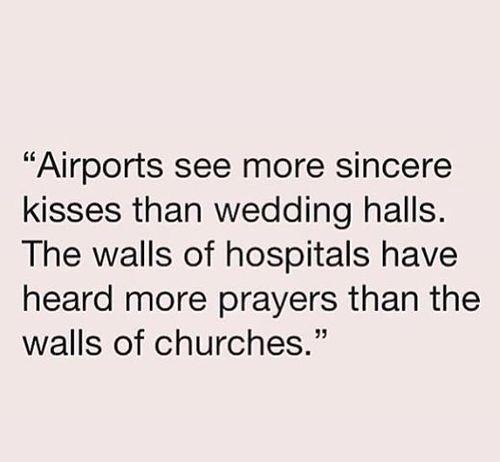 sincere kisses and prayers