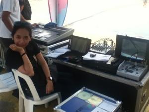 Globe Event in Dagupan City