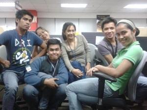 my team!