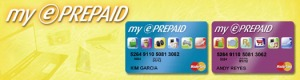 the all new eprepaid from BPI... shopping online made easy!