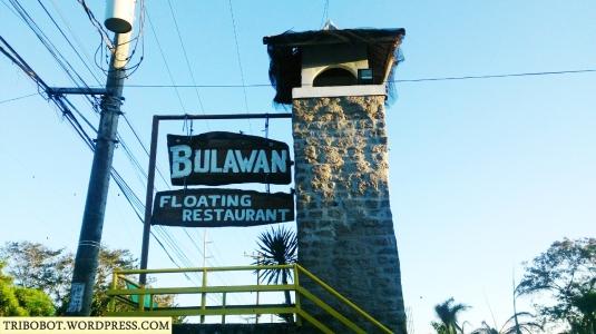Bulawan Floating Restaurant (Pililia)