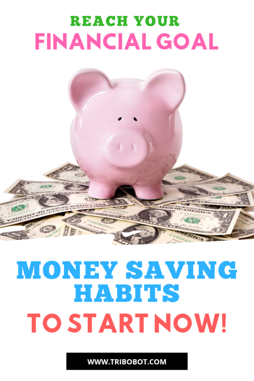 10 Easy Ways To Save Your Money | www.tribobot.com
