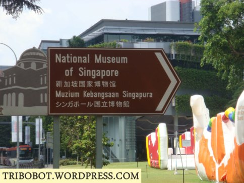 My First Time in Singapore