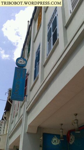 A Review: Beary Best Hostel (Singapore)