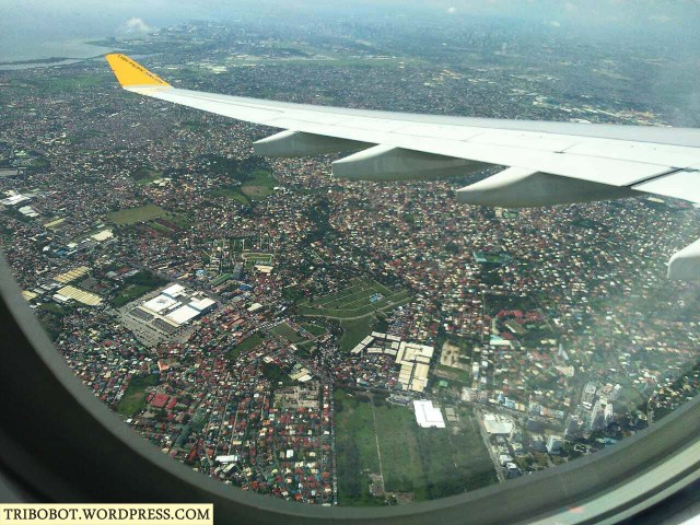Hello Manila! via Cebu Pacific