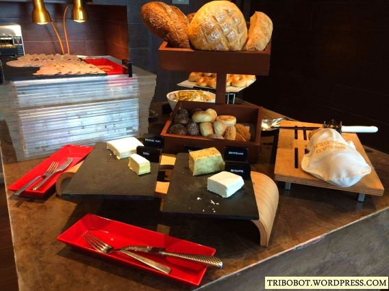 A Review of the CUCINA Breakfast Buffet in Marco Polo Ortigas