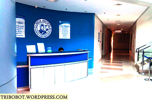 Clinica Antipolo Hospital Tour
