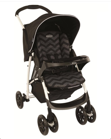 graco stroller Baby Shopping and Hospital Bag Checklist