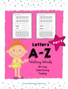 08 Writing Words