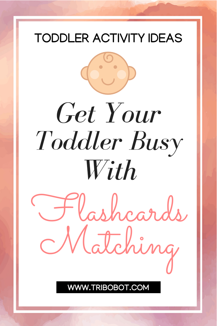 graphic relating to Printable Toddler Flash Cards called Obtain Your Newborn Active with Flashcards Matching - https